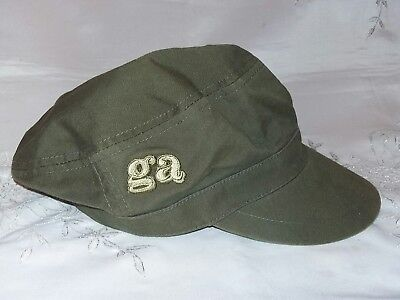 Official Girls Aloud Tour Hat Cap Green Brand New Rare Collectable