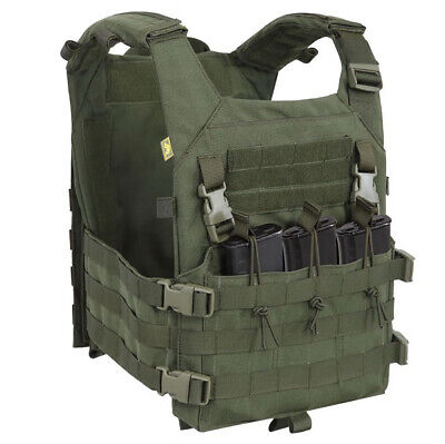 "ANA Tactical Plate Carrier ""M2"" for FSB Units Olive Russian Vest"