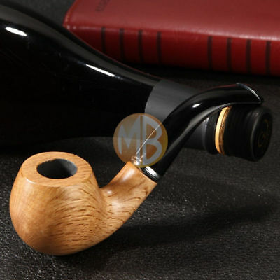 Wooden Smoking Pipe Cigarettes Cigar Tobacco Pipes
