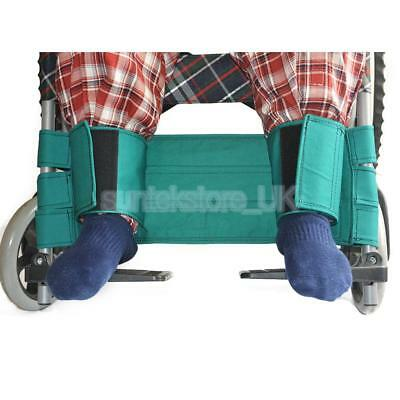 Adjustable Wheelchair Seat Belt Leg Strap Accessories Elders Disability Aids