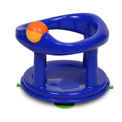 Baby Newborn Infant Water Tub Bath Support Pad Seat Safety 1st Swivel Primary