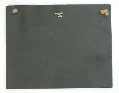 Anvil Slate Chalk Board Messages Lists Blacksmith Gift 007