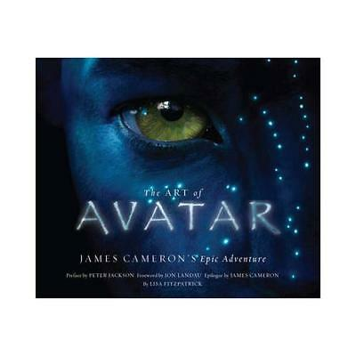 The Art of Avatar by Peter Jackson (preface), Lisa Fitzpatrick (author), Jon ...