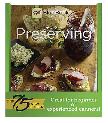 JARDEN HOME BRANDS - Blue Book Canning Guide, 37th Edition