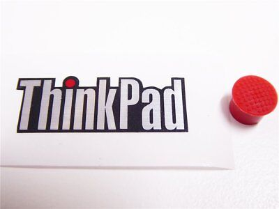 Lenovo ThinkPad Logo Badge Sticker /Logo/Label S1 YOGA u. YOGA 12 + Trackpoint