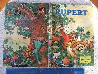 1973 RUPERT ANNUAL.V.GOOD COND (Unclipped Price Tag)
