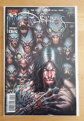 The Darkness Vol.2 #5 (2003) - Dale Keown Cover - Topcow / Image Comics **nm**