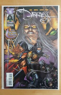 The Darkness Vol.2 #24 (2005) - Dale Keown Cover - Topcow / Image Comics **nm**