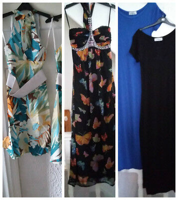Ladies Clothes Dresses Womens Maxis Summer Wholesale Job lot x 30 assorted sizes