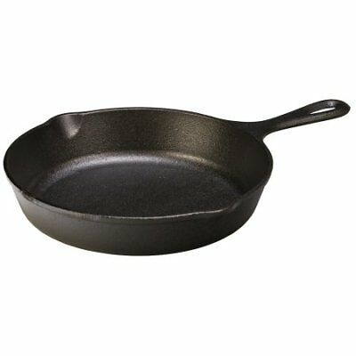 """Lodge 9"""" Cast Iron Skillet L6SK3"" W"