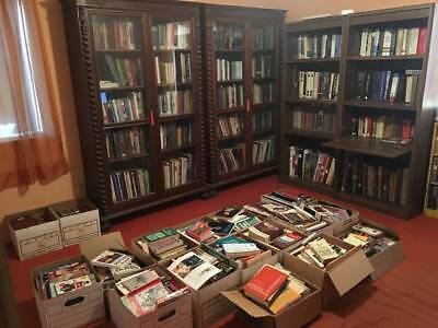 1000 books magazine magazines paperbacks Paperback hardcover book lot collection