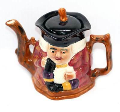 Vintage Shorter & Son two faced small teapot in lovely condition