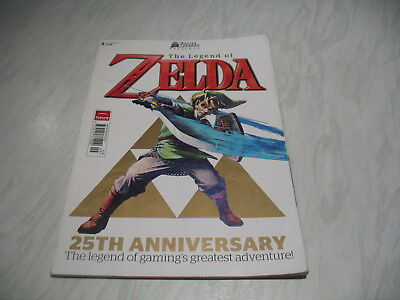 Games Master magazine Presents # 5 issue 5 The Legend of Zelda 25th Anniversary