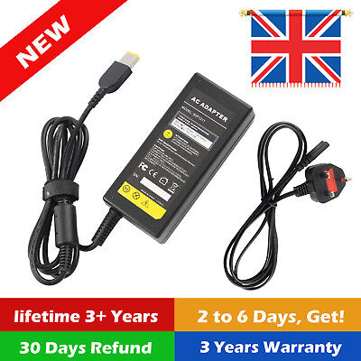 Replacement Lenovo Laptop Charger Ideapad G50-30 Ac Adaptor Usb Charger + Lead