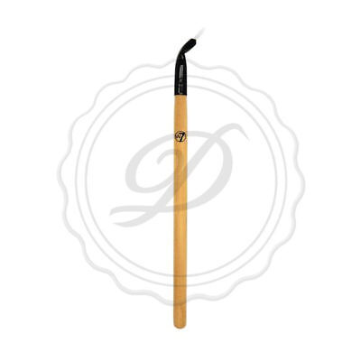 W7 Silicone Eyeliner Brush - Precision Liner Cat Eye Liquid Lines Define Beauty
