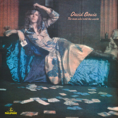 David Bowie - The Man Who Sold the World (2015 Remaster)  CD  NEW  SPEEDYPOST