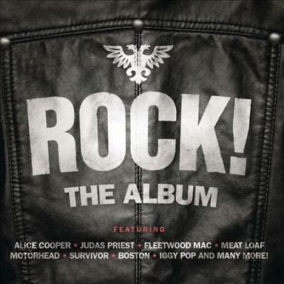 Various Artists - Rock!: The Album New Cd
