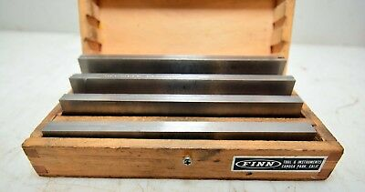 "Finn 4 pair 6"" Long Parallel Set (Inv. 37552)"