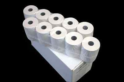 57mm x 38mm x 12.7 Thermal Paper Roll 20, Credit Card , PDQ Roll, Bank Machine,