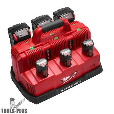 Milwaukee 48-59-1807 M18 & M12 Rapid Charge Station New
