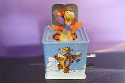 "2007 Hallmark ""POP! GOES THE TIGGER"" Winnie the Pooh - MAGIC -  #5 in series"