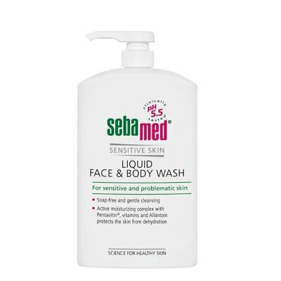 Sebamed Face & Body Wash 1 Litre