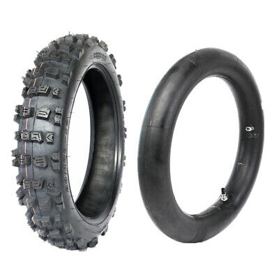 Rear Knobby 90/100 14 inch Tyre + Tube Dirt Pit Bike for Atomik Thumpstar Tire