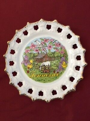 Tennessee Decorative Souvenir State Plate