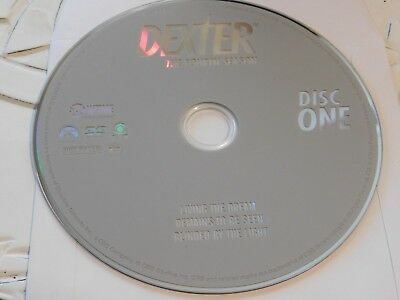 Dexter Fourth Season 4 Disc 1 DVD Disc Only 43-4