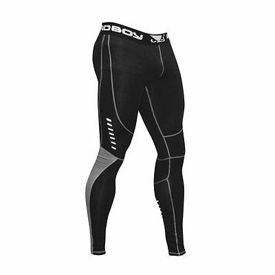 Bad Boy Sphere Compression Leggings Black/Grey