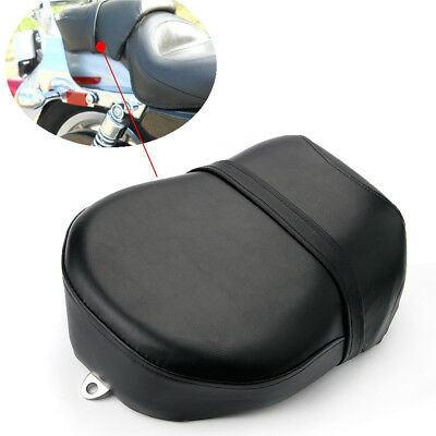 Motorcycle Rear Pillion Passenger Seat Cushion Pad For Harley Davidson 883N 1200
