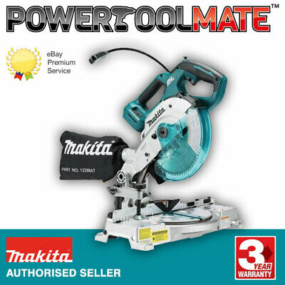 DLS600Z Mitre Saw 165mm Blade Body Only Brushless Motor