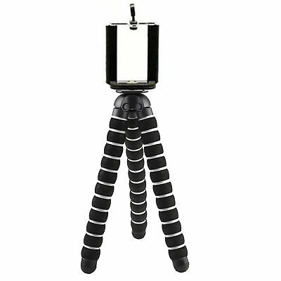 Flexible Tripod Stand  Digital Camera with Universal Clip For iPhone Smartphone