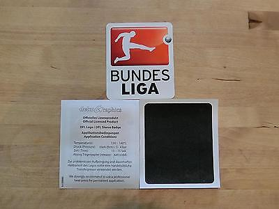 100% Originaler Bundesliga Patch Badge Der Saison 2014/2017