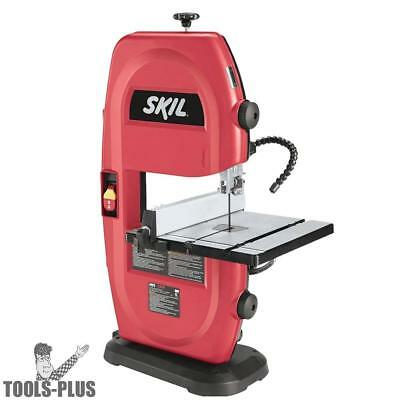 "Skil 3386-01 2.5 Amp 9"" Woodworking Band Saw with LED Work Light New"