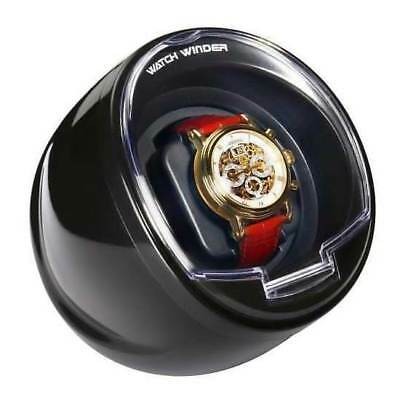 Time Tutelary KA003B Black Automatic Single Watch Winder New