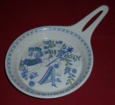 Vintage Lotte Norway Porcelain Serving Dish Excellent Condition