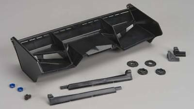 NEW JConcepts Finnisher 1/8 Buggy/Truck Wing w/Gurney Black 0128B