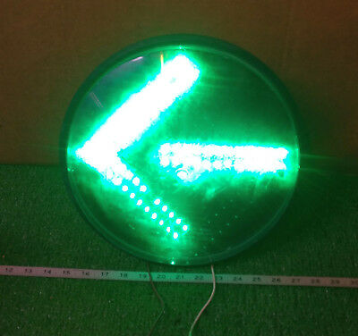 1 Used Dialight 430-2374-001 Green Turn Arrow  ***Make Offer***