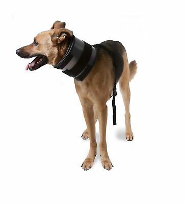 Bite Free Cervical Dog Collar Flexible Adjustable