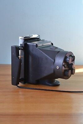 Vintage Cambo passportrait camera Model 44 Polaroid Holland