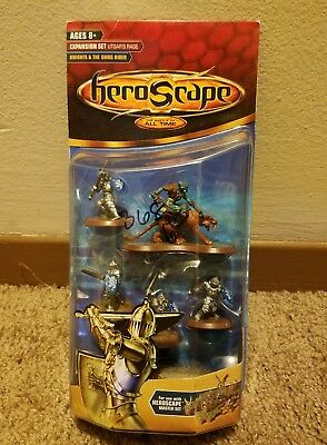 NIB Knights and the Swog Rider Wave 2 Utgar's Rage Heroscape D&D Minis Weston