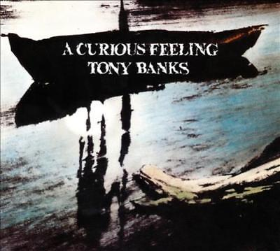 Tony Banks - Curious Feeling [Expanded Edition] [1 Cd/1 Dvd] New Cd