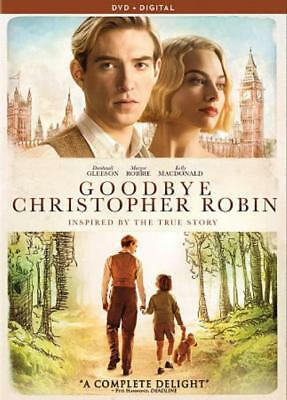 Goodbye Christopher Robin New Dvd