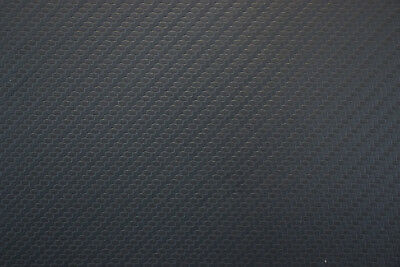 Marine Vinyl Upholstery Fabric Black Carbon Fiber 54 Wide By The