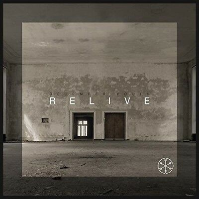 December Youth - Relive (Clear Vinyl)   Vinyl Lp New+