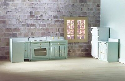 Dolls House Miniature Emporium 1/12th Scale Fitted Kitchen Set, 5pcs 5384
