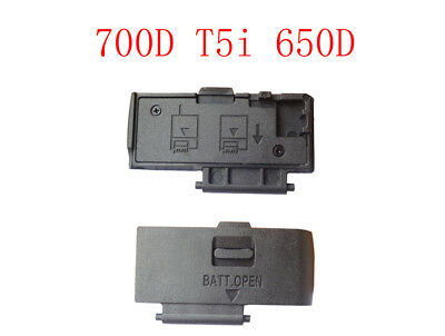 Battery Compartment Door Cover Lid for Canon EOS 650D, T5i, & 700D - UK Seller