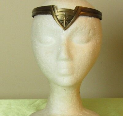 Wonder Woman Movie Tiara Metal
