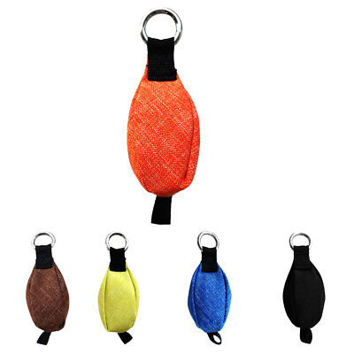 400g/14 oz Throw Weight Bag for Rock Tree Arborist Climbing Throwing Line